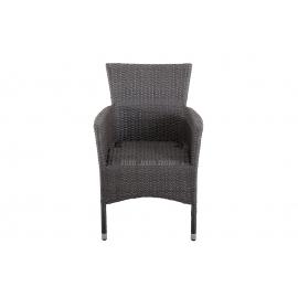 Krzesło ogrodowe naturalne / fotel ogrodowy NIZZA / 39075