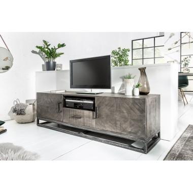 INFINITY Home Stolik RTV pod telewizor 160cm szary Mango / 39283