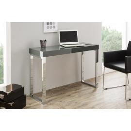 Biurko / Stół do laptopa DESK 120 x 40cm ciemnoszary / 38329